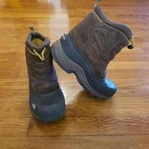 The North Face Garcons Waterproof Snow Boots W6.5